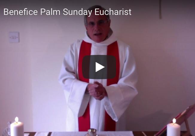Benefice Palm Sunday Eucharist