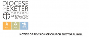 Revision of Church Electoral Roll