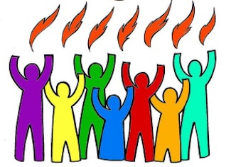 Messy Church for Pentecost